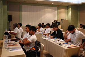 โครงการสัมมนาผู้ประกอบกิจการวิทยุชุมชนภาคตะวันออก
